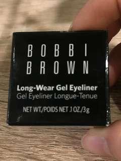 Bobbi Brown Gel Eyeliner Caviar Ink NEW