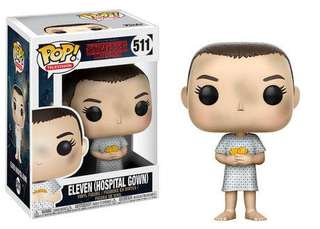 Eleven (Hospital gown) Stranger Things Funko Pop