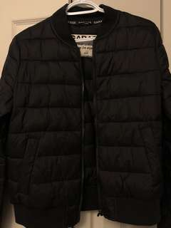 Bubble jacket from Garage