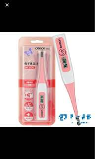 New basal ovulation thermometer from Japan