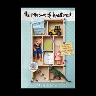 The Museum of Heartbreak - Meg Leder