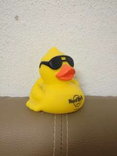 Hard Rock Rubber Duck