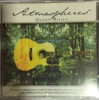 ( New Age ) Atmospheres - Guitar Reverie ( CD )