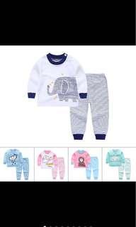 2 piece Pajamas set