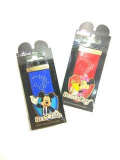 廸士尼徽章 Disney Pin (2個)