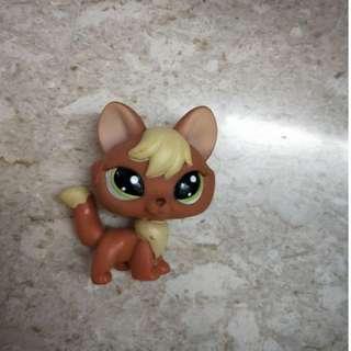 LPS Littlest Pet Shop Fox