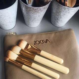 ZOEVA Limited Edition Makeup Brush Set