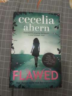 Cecelia Ahern - Flawed - English book