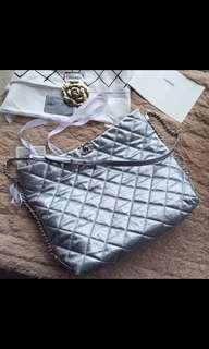 Chanel Latest Handbags-Silver