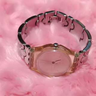 Preloved swatch