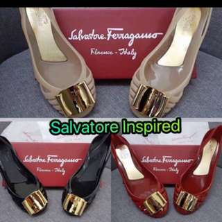 Salvatore Ferragamo Inspired