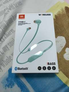 Brand new jbl wireless Bluetooth earpiece