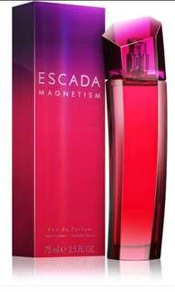 Escada Magnetism Perfume 75 ml