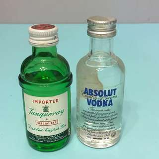 Vodka Absolute Tanqueray 伏特加 酒