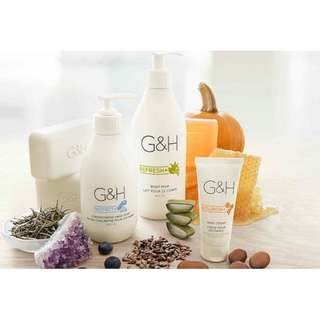 AMWAY G&H Body Care