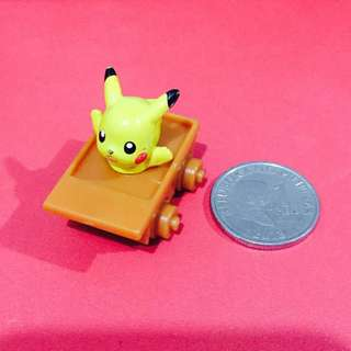Wagon Pikachu