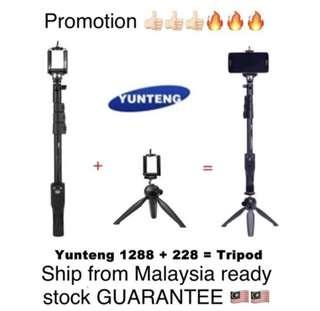 Yunteng Monopod BRAND NEW