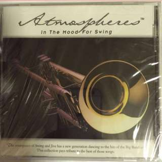( Jazz ) Atmospheres - In The Mood For Swing ( CD )