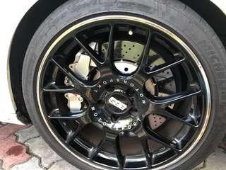 Audi RS5 BBK S4