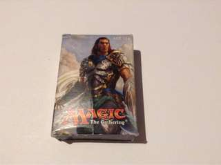 Magic trading card box