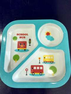 Piring Baby School Bus