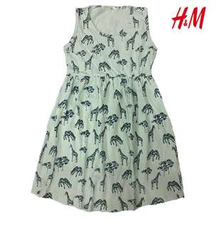 H&M dress for kids 4to6 yrs old