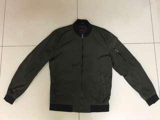 Zara Man Bomber Jacket