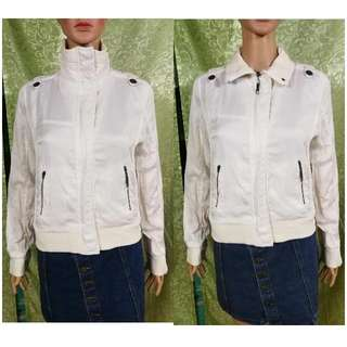 Ashley White Jacket