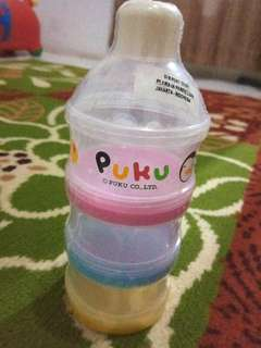 Milk Powder Container / Tempat Susu
