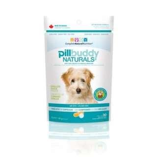 Pill Buddy Naturals Grilled Duck Dog Treats 5.29oz