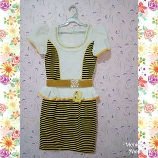 Dress import anak perempuan