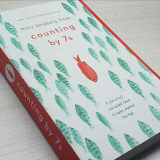 Counting by 7s Holly Goldberg Sloan