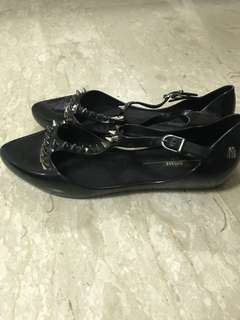 Melissa punk style shoe
