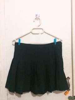 Tennis Skirt (Black)