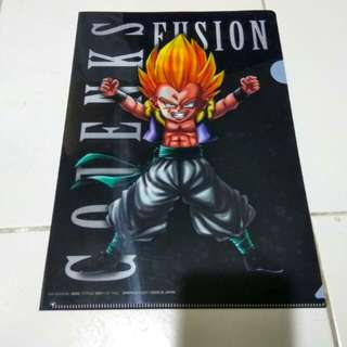 Dragon Ball A4 folder