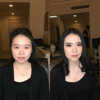Make Up service by SUB certifed professional MUA