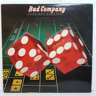 Bad Company - Straight Shooter Vinyl Record