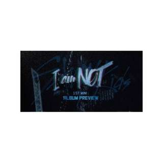 [PO SET] Stray Kids - I am NOT (I AM+NOT+2 posters)