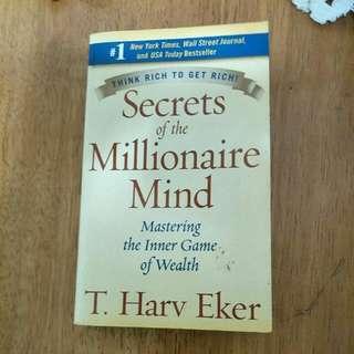 Secrets Of The Millionaire Mind.