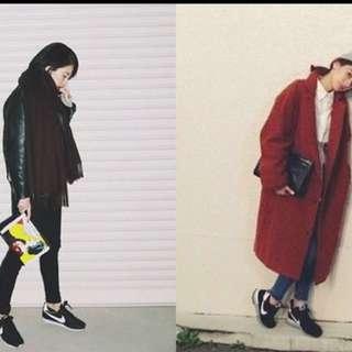 特價 轉賣 日本連線Nike Internationalist Mid 松本惠奈運動鞋 yuna stella joan