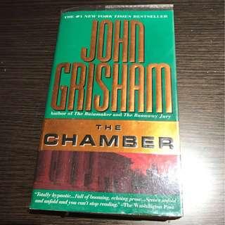 The Chamber - John Crisham Novel Story Book 📖