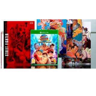 Street Fighter 30th Anniversary Collection Special Edition