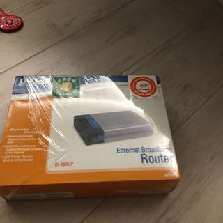 D-link Router DI-604UP