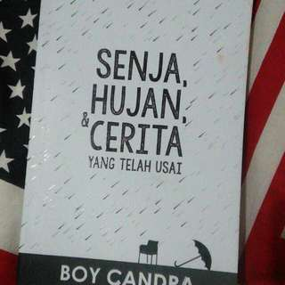 Novel Boy Chandra 2