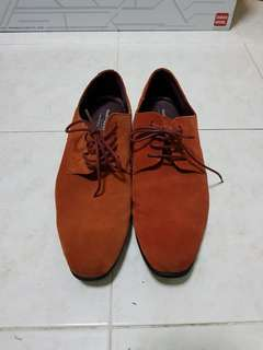 Hush Puppies Suede Shoes