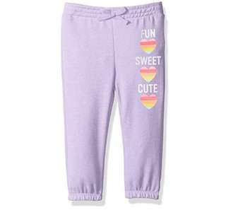 SALE 45% Off - 18-24 Mths BNWT The children's place baby girl pants (purple)