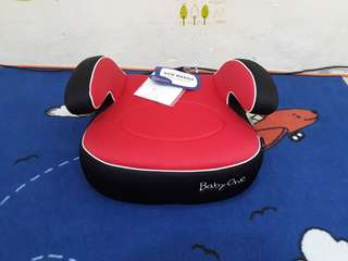 Baby one booster Seat