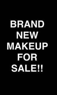 NEW MAKEUP FOR SALE