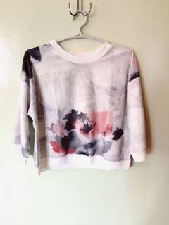 Bench cropped sweater