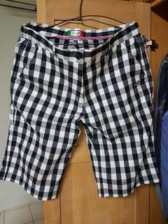 🚚 全新黑白格子褲(全館二件折50元)